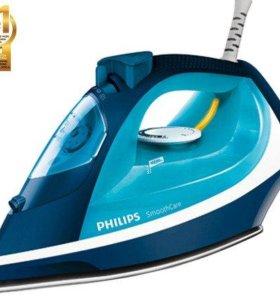 Новый паровой утюг Philips GC3582