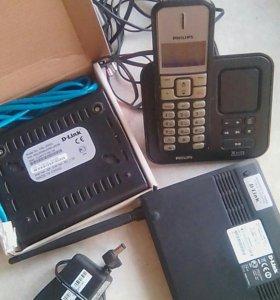 Телефон,модемы