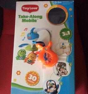 Tiny love мобиль