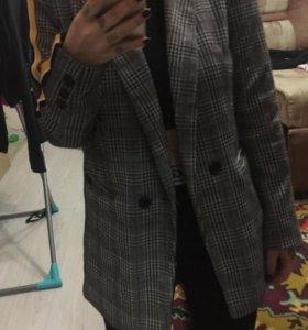 Пиджак новый плотный