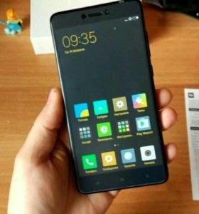 Супер смартфон Xiaomi redmi not 4.  3/64гб