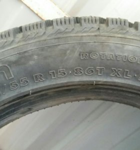 комплект зима NOKIAN Hakkapeliitta 4 185/55/15 XL