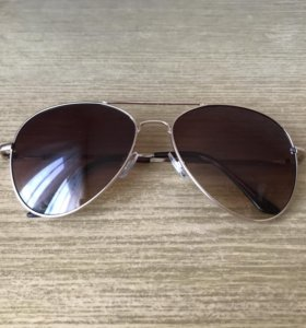 Очки-авиаторы солнцезащитные Mango