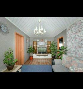 Квартира, 4 комнаты, 59.4 м²