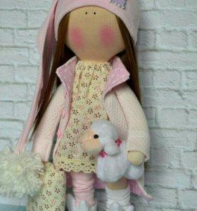 Интерьерная куколка Соня