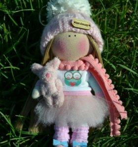 Куколка брелок
