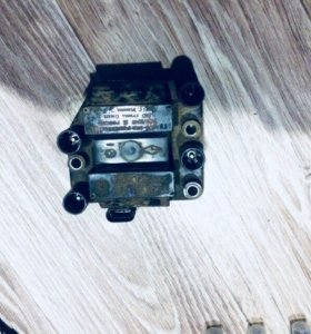 Модуль зажигания снят с рабочей Нивы Шевроле