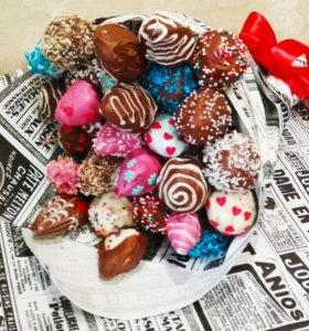 Шоколадная коробочка или букет на любой праздник