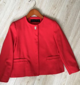 Пиджак укороченный Zara