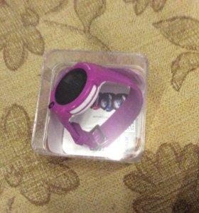 Детские часы с GPS JET Kid Sport