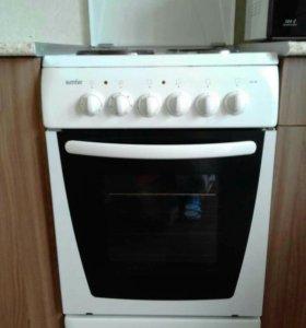 Кухонная плита электрическая Simfer