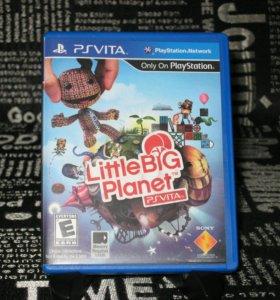 Little Big Planet для PS Vita [US]