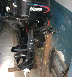 Лодочный мотор Hidea 5 (Хайди)