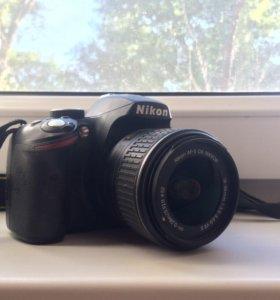 Зеркальные фотоаппараты NIKON D3200