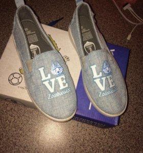 Обувь кроссовки кеды детская новые