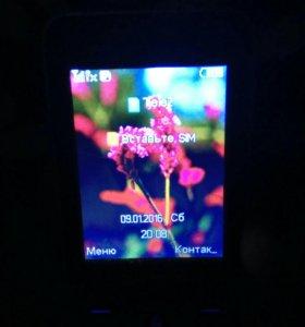 Телефон TEXET (2 sim)