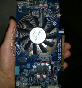 Gigabyte NX96T 512H Видиокарта 512мб
