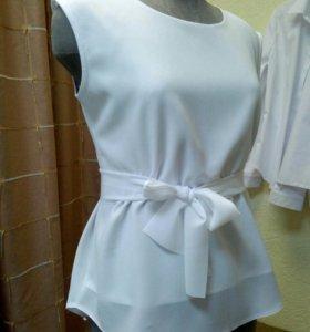 Блузки женские для офиса.