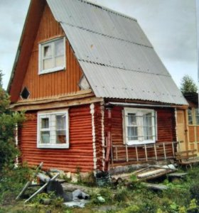 Дача, 26 м²