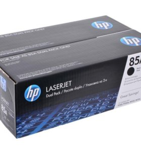 Заправленный картридж для принтеров hp laser jet