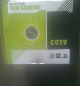 Didgital ccd camera CC TV
