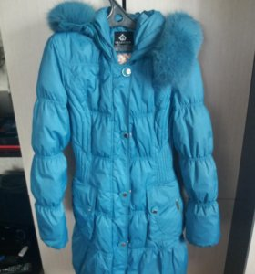 Зимняя детсаая куртка
