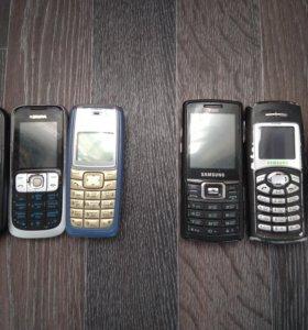 Телефоны SAMSUNG, Nokia на запчасти