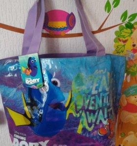 Пляжная сумка Дори