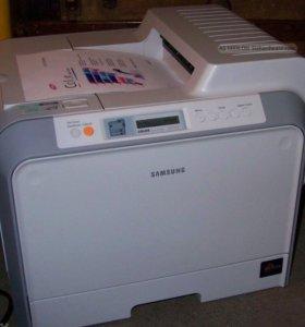 Цветной лазерный принтер SAMSUNG CLP-510