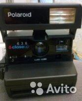 поляроид- фотоаппарат