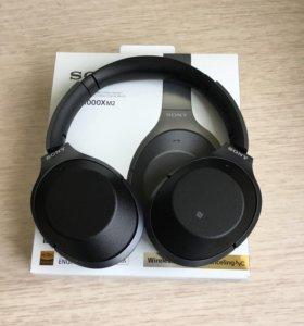 Беспроводные наушники Sony WH-1000Xm2