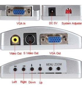 VGA to AVI converter