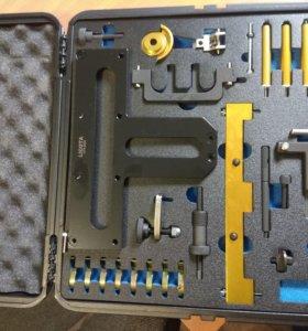 Специнструмент для грм,замена грм, ремонт двс