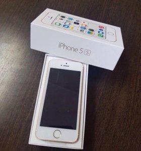 IPhone 5s новый гарантия от магазина