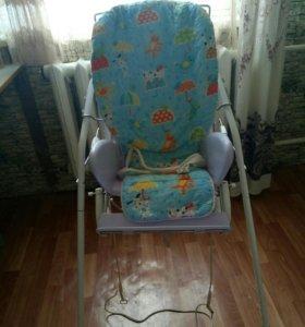 стул -качель,для кормления