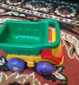 Машинка детская для песка бу