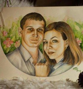 Портреты с любовью