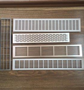 Решетки для вентиляции (металл и пластик)Германия