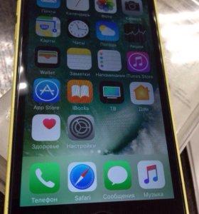 Айфон 5с 16g