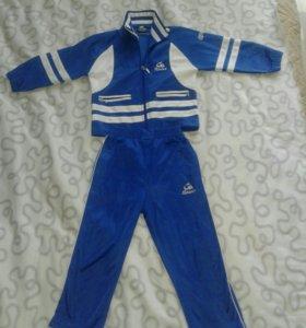 Спортивный костюм детский на 2-3 года