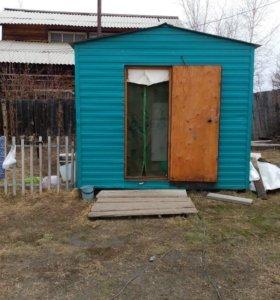 Дом, 21 м²