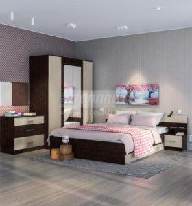 Спальный гарнитур «Уют»
