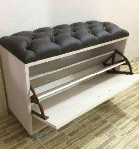 Перетяжка и изготовление мебели