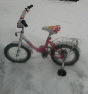 Велосипед детский от 3-5 лет