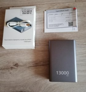 Портативный аккумулятор Huawei Ap007