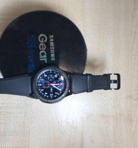 Часы sumsung gear s 3 оригинал