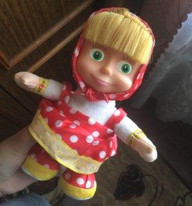 игрушка Машенька