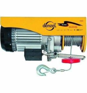 Тельфер электрический TF-250 DENZEL