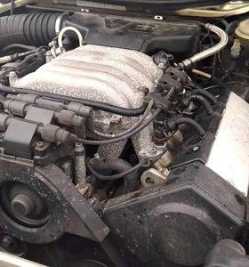 Продам мотор Audi 100 2.8 AAH с документами