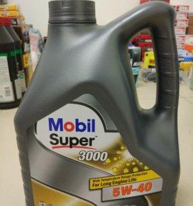 Масло Mobil в ассортименте, оригинал, гарантия